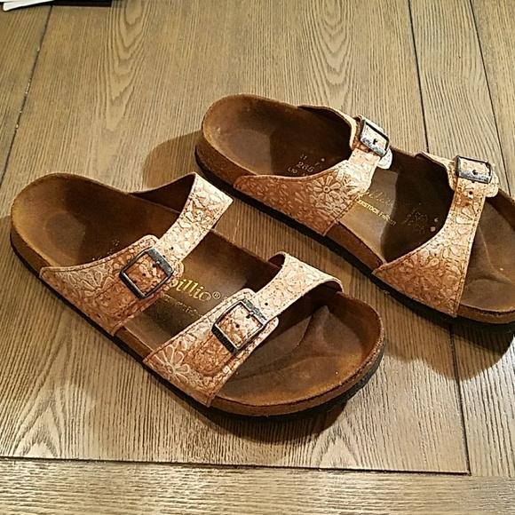 a0a07e9cef19 Birkenstock Shoes - ❤ SALE size 9-9.5 Birkenstock Papillio sandals